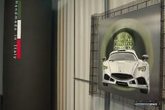 Mazzanti Evantra painting (Automotive_Space) Tags: spyshot spyshots mazzanti carspyshots evantra carspyshot