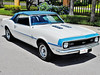 Chevrolet Camaro Verdeck 1966 - 1970