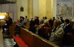Appreciative audience (monika & manfred) Tags: austria concert audience appreciation impressions mm clap applause styria claphands applaud finalconcert stlambrecht msh1115 msh11157 orgelsommer2015
