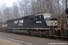 NS 6800 EMD SD60M (W6T) (Trucks, Buses, & Trains by granitefan713) Tags: train ns locomotive freighttrain norfolksouthern manifest emd sd60m mixedfreight emdsd60m sunburyline emdsd60