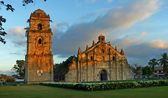 THE PAOAY CHURCH: Ilocos Norte, Philippines (Bernard Spragg) Tags: paoaychurch staugustinechurchinpaoay paoay lumixfz200 church unesco worldheritagelist