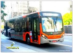 8 1433 Transppass (Crisbus Brasil) Tags: crisbusbrasil ônibus bus buses caio mercedesbenz sãopaulo transppass