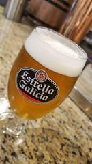 Local Galician beer!