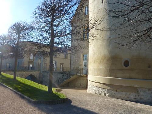 Bauthéon.Le château de Bauthéon.12
