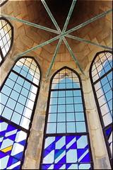 Inside The Tower (Perkriz) Tags: room windows tower fortress larochelle france perkriz