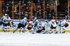 "Missouri Mavericks vs. Alaska Aces, December 17, 2016, Silverstein Eye Centers Arena, Independence, Missouri.  Photo: John Howe / Howe Creative Photography • <a style=""font-size:0.8em;"" href=""http://www.flickr.com/photos/134016632@N02/31639571241/"" target=""_blank"">View on Flickr</a>"