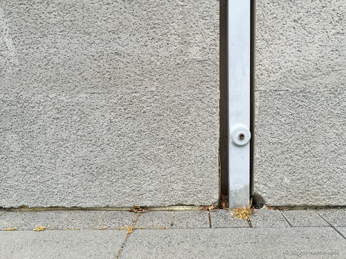 Drain pipe series - white