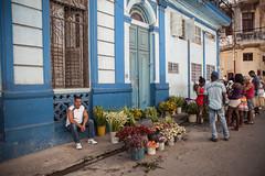 Cuba - La Habana (Cyrielle Beaubois) Tags: 2016 cuba cyriellebeaubois lahabana lahavane streets canoneos5dmarkii décembre