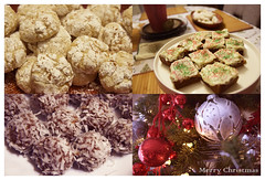 Merry Christmas Everyone!!! (-Simulacrum-) Tags: christmas nikon nikond5300 sigma cookies holiday sweets merrychristmas peace love collage homemadecookies homemadefood