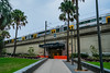 DSC00022 (Damir Govorcin Photography) Tags: trains railways station sky natural light milsons point sydney zeiss 1635mm sony a7rii creative perspective overcast trees grass city rail architecture