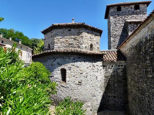 Le Teil - Saint-Étienne de Mélas