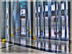 Islamic architecture (Foto&Grafica 2D/3D) Tags: masjidnegara nationalmosque kualalumpur malaysia