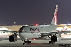 A7-AFF LMML 17-02-2017 (Burmarrad) Tags: airline qatar airways cargo aircraft airbus a330243f registration a7aff cn 1578 lmml 17022017