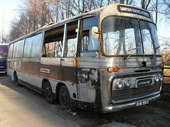 RUW 990E (KBD 453Y) Bedford VAL14 Plaxton (John Wakefield) Tags: ruw990e bedford val plaxton kbd453y homerton alexandra sampson xrm project