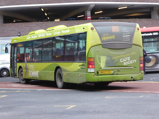 Arriva North East 4662 (NK07 FZE)