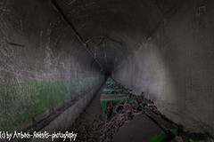 Green Mile (Ambach Raiders Photography) Tags: lostplace urbanexploration urbex rottenplaces forgotten rusty dusty abandoned decay verlassen vergessen verfall verloren verottet bunker maginot petiteouvrage infantriewerk