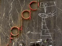 work in progress (maximorgana) Tags: trasbit cartagena chalk drawing