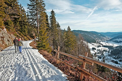 A walk in the Black Forest (Yvo Kaptein) Tags: schwarzwald blackforest winter view snow feldberg hiking relaxing germany deutschland