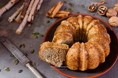 FOOD_BananaBundtCake_0067 (Manuela Bonci Photography) Tags: food foodphotography photography nikon fullframe cibo gusto taste italia cucinaitaliana cucina ricette