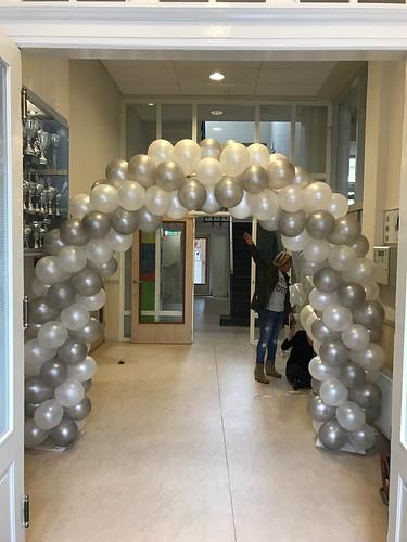 Ballonboog 6m Kralingsche School Rotterdam