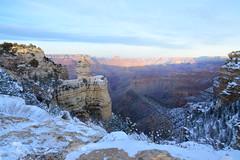 Grand Canyon 90 (Krasivaya Liza) Tags: grandcanyon grand canyon national park canyons nature natural wonder az arizona holiday christmas 2016 snowy winter cliffs cliffside edgeofcliff