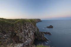Bullers of Buchan Coast