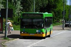 Neoplan N4016 #1521 Poznań (xjr1) Tags: poznań mpkpoznań neoplan n4016 1521 bus 1321 poland