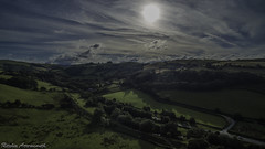 Photo of View over Llangurig