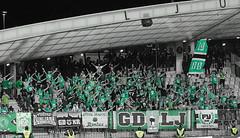 Olimpia Ljubljana (nemico publico) Tags: fussball slovenia ljubljana fans pyro maribor nk ultras fanatics fusball olimpia