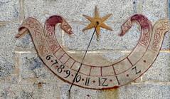 Novacella, sundial (magister111) Tags: sundials sdtirol altoadige meridiane