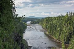 DSC_0850 (claudiu_dobre) Tags: park ontario water river bay canyon falls thunder provincial kakabeka kaministiquia