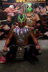 446A0062 (Black Terry Jr) Tags: blood mask maya wrestling panther lucha libre aaa sangre guerrero mascaras ecw traumas cmll avisman