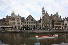 Gent (ceeciiliab) Tags: canal belgium belgica gent gante