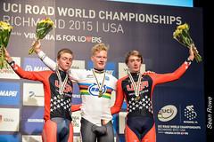 World Championships 2015, Richmond, USA - Junior Mens TT (sjrowe53) Tags: usa cycling richmond worlds worldchamps seanrowe juniormens virgivia worldchampsjmtt