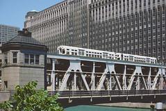 CTA 6066 (Chuck Zeiler) Tags: cta 6066 chicago transit authority bascule bridge train railroad chuckzeiler