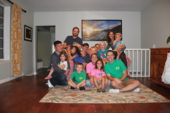 Group Picture - Last time with the Rosses 2 (the good picture) (Aggiewelshes) Tags: family vanessa scott gavin lisa victor september peter kelley vivian adrian annabel olsen eryn familypicture cailin grouppicture jovie 2015 jalila