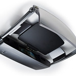AR ヘッドアップディスプレイユニットの写真