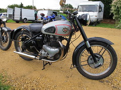 "B.S.A 500cc ""Star Twin"" (BSMK1SV) Tags: star durham south twin beamish trophy trial bsa 500cc 2015 thevintagemotorcycleclub"