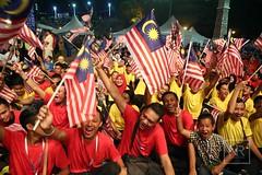 Sambutan Hari Malaysia 2015. (Najib Razak) Tags: prime malaysia pm hari minister perdana razak 2015 najib menteri sambutan najibrazak