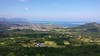 Nu'uanu Pali Lookout (photawwgraphy) Tags: ocean blue mountains green nature water landscape hawaii pretty oahu scenic pacificocean valley towns birdseye nuuanupali windwardcoast