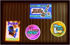 collection ~ fun invert (milomingo) Tags: sign wisconsin vintage festive advertising tin media drink text beverage nostalgia commercial signage nostalgic pitch lillies pepsi pepsicola trademark decor northwoods ambiance icecreamparlor miscaunoisland pembine misauno fourseasonsislandresort