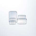 プラスチック家庭用品の写真