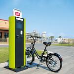 持続可能なサイクルシェアリングの普及に向けたプラットフォームデザインの写真