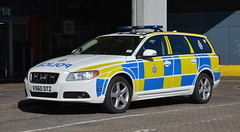 Photo of British Transport Police - VX60 DTZ - London Victoria