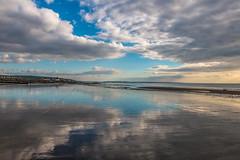 Low tide, Tywyn, Gwynedd (Explore) (babs pix) Tags: sea wales clouds seaside westwales lowtide snowdonia cardiganbay tywynbeach tywynseafront snowdoniamountainsandcoast tywyngwynedd
