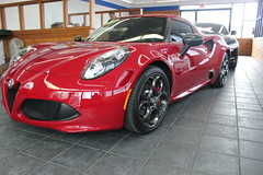 IMG_3555 (Haifax.Car.Spotter) Tags: cars car sport race racecar florida miami fl alfaromeo supercar sportscar 4c superscars alfaromeo4c