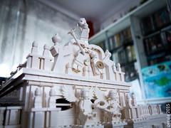 Linderhof-33 (Antonio Ruiz Prula) Tags: linderhof lego palacio castillo palace brick castle