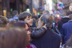 Il nonno (fabio.raimo) Tags: street children napoli nonno granfather happyness felicit neaples decumani