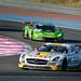 Daniel Juncadella, Nico Bastian, Stef Dusseldorp ROWE Racing Mercedes SLS AMG GT3
