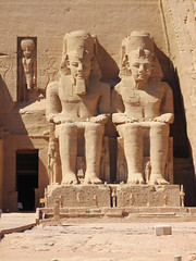 Abu Simbel Temple Egypt (shaire productions) Tags: travel mountain art history tourism monument stone temple site rocks tour image artistic egypt picture landmark carving unescoworldheritagesite creation photograph egyptian historical aswan nubia ramsesii ancientegypt abusimbel worldtravel ramessesii travelphotography nefertari nefetari southernegypt contikiegypt contikiegyptandthenile